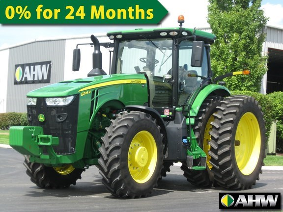 2019 John Deere 8295R Tractor - Row Crop For Sale