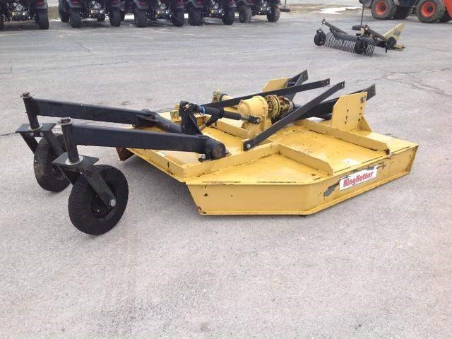 King Kutter L72-60HD-Y Rotary Cutter For Sale