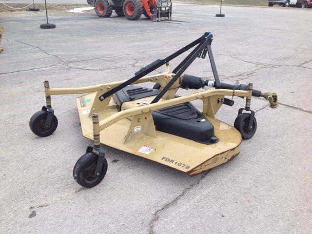 Land Pride FDR1672 Finishing Mower For Sale
