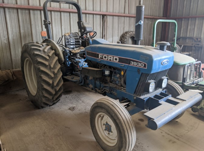 1995 Ford 3930 Tractor For Sale
