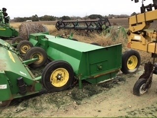 Alloway 2SOCD Flail Mower For Sale