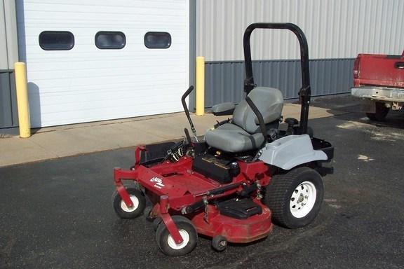 2009 Exmark LZA27KC524 ZERO TURN MOWER Zero Turn Mower For Sale
