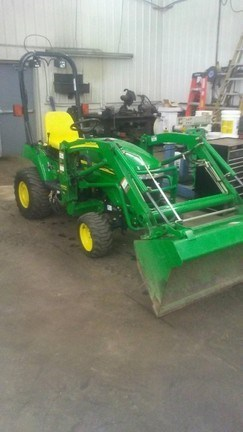 2008 John Deere 2305 Tractor - Compact Utility For Sale