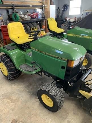 2001 John Deere 455 Lawn Mower For Sale