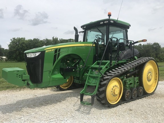 2013 John Deere 8335RT Tractor - Track For Sale