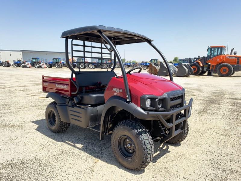 2021 Kawasaki Mule SX Utility Vehicle For Sale