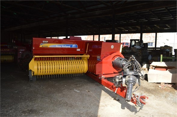 2014 New Holland BC5060 Baler-Square For Sale