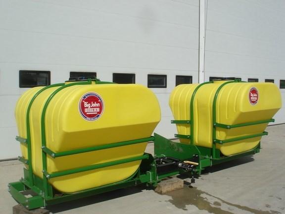 2011 Big John Mfg. Saddle Tanks Misc. Ag For Sale