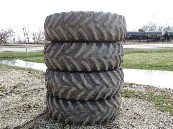 2009 Goodyear 520/85R38 Wheels and Tires For Sale