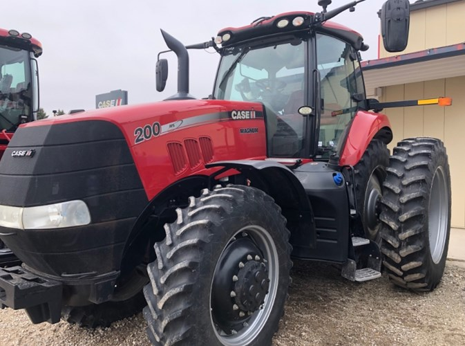 2016 Case IH 200 MAG Tractor For Sale