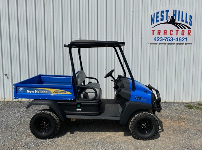 2015 New Holland Rustler 120 Utility Vehicle For Sale