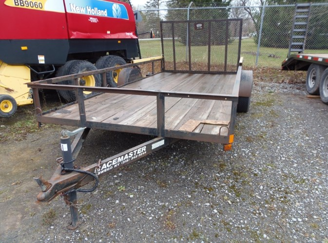Other racemaster 14' Equipment Trailer For Sale
