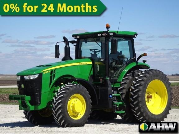 2019 John Deere 8245R Tractor - Row Crop For Sale