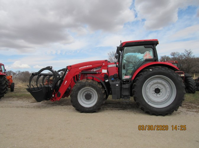 2020 McCormick X7.69 MFD Tractor For Sale