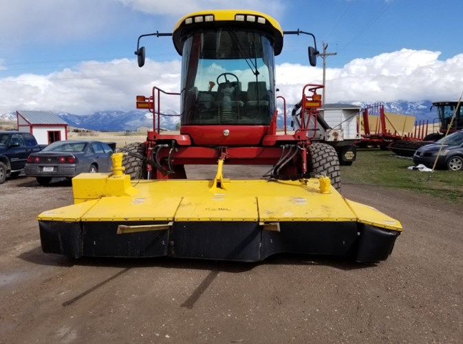 2007 New Holland 8060 Windrower-Self Propelled For Sale