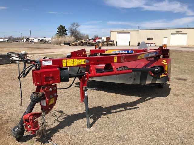 2017 New Holland H7330 Mower Conditioner For Sale