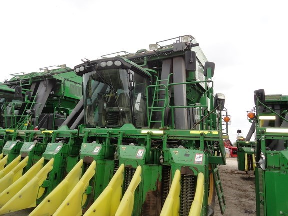 2012 John Deere 7760 Cotton Picker For Sale