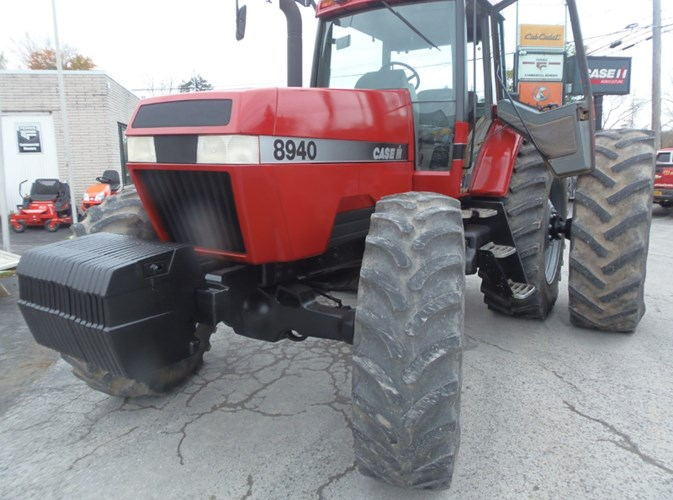 Case IH 8940 Tractor - 4WD For Sale
