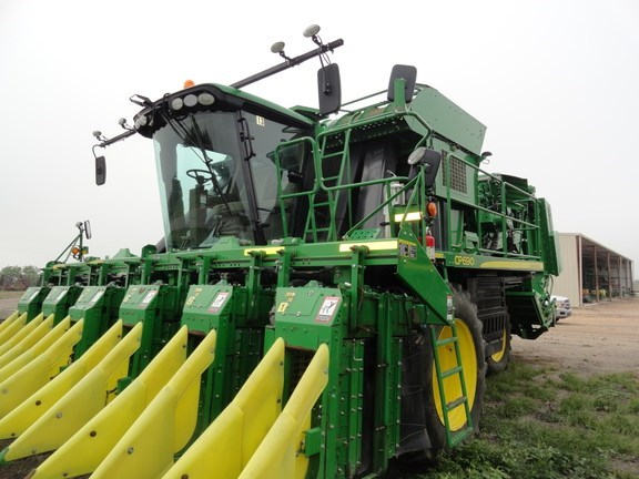 2018 John Deere CP690 Cotton Picker For Sale