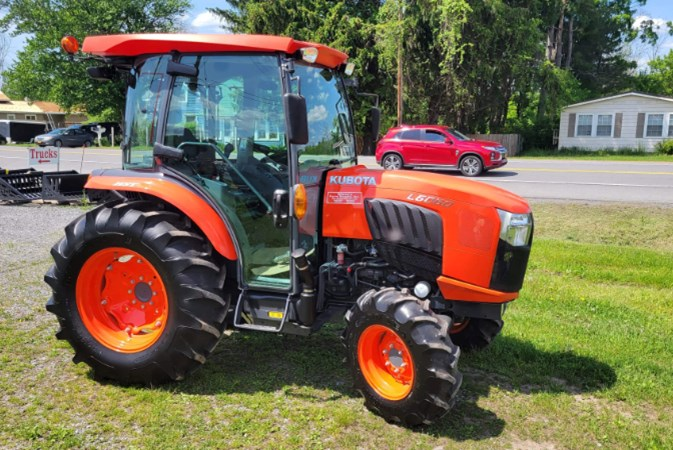 2018 Kubota L6060HSTC Tractor For Sale