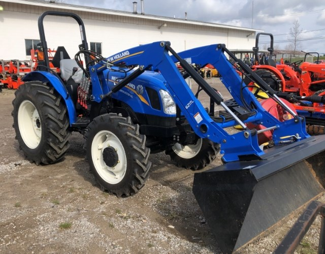 2019 New Holland WORKMASTER 60 Tractor For Sale