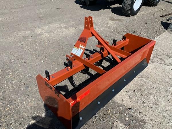 2020 Rhino SBX72 Box Blade Scraper For Sale