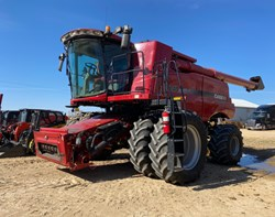 Combine For Sale: 2016 Case IH 7240