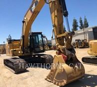 2016 Caterpillar 323F Thumbnail 2