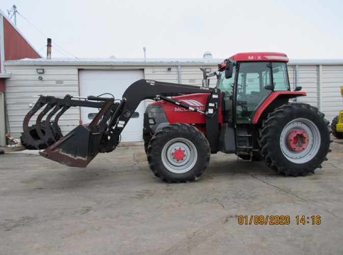 2006 McCormick MTX 135 MFD Tractor For Sale