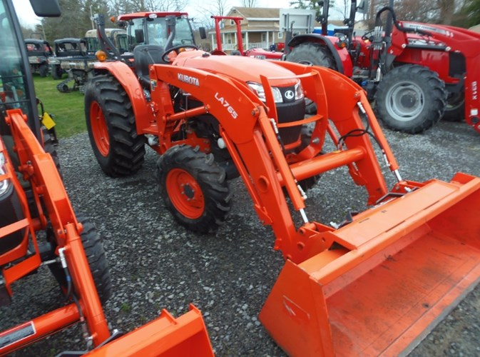2014 Kubota L4701HST Tractor - Compact Utility For Sale