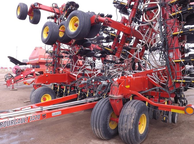 2013 Bourgault 3320 Air Drill For Sale