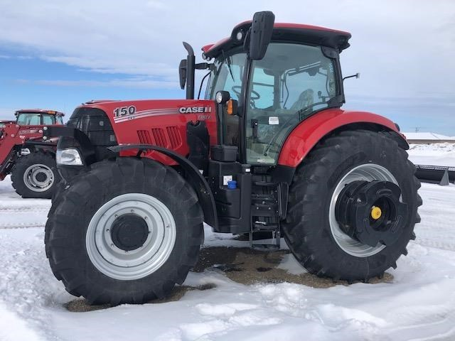 2019 Case IH Puma 150 Tractor For Sale