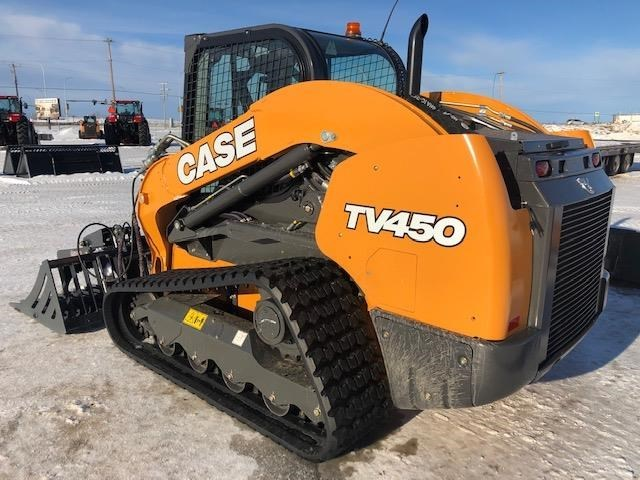 2019 Case TV450 Crawler Loader For Sale