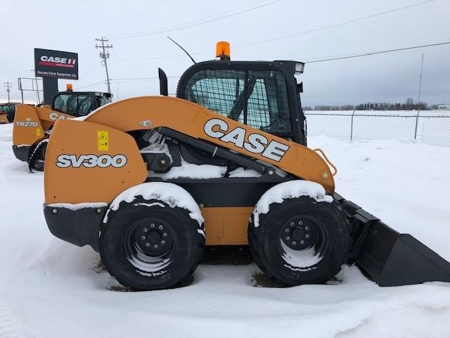 2019 Case SV300 Skid Steer For Sale