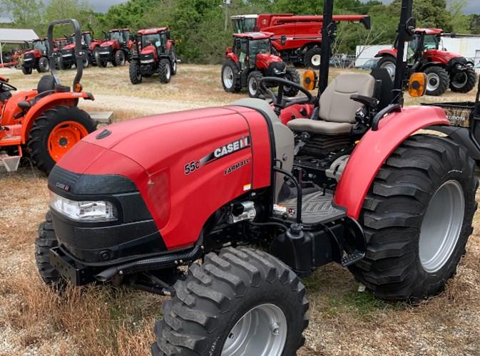 Case IH Farmall 55c Tractor For Sale