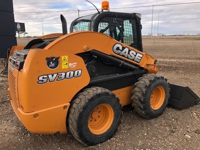 2014 Case SV300 Skid Steer For Sale