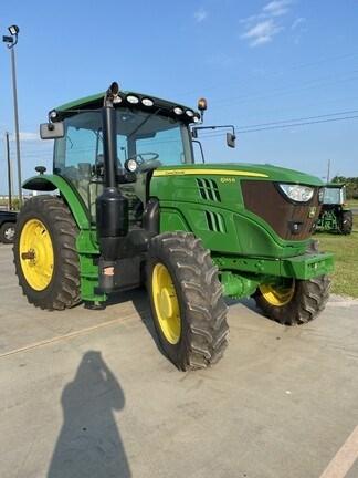2017 John Deere 6145R Tractor - Row Crop For Sale
