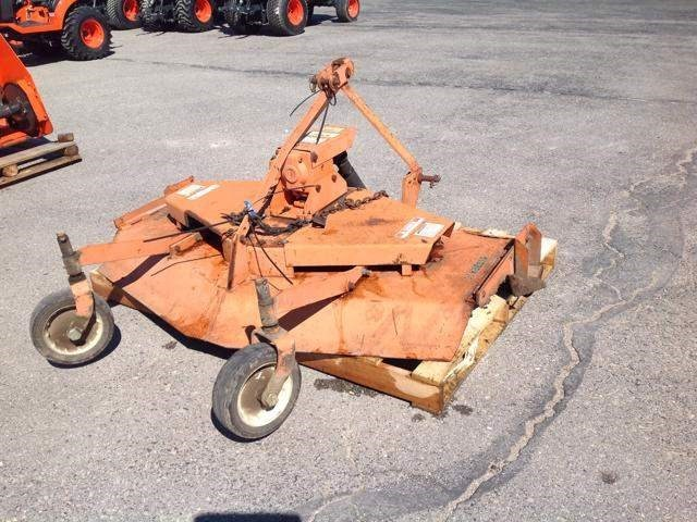 Kubota L590 Finishing Mower For Sale