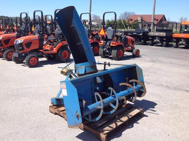 Lucknow S50 Snow Blower For Sale