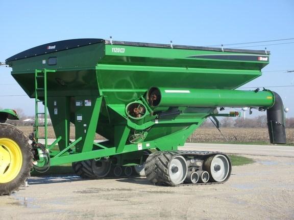 2018 Brandt 1120XR Grain Cart For Sale