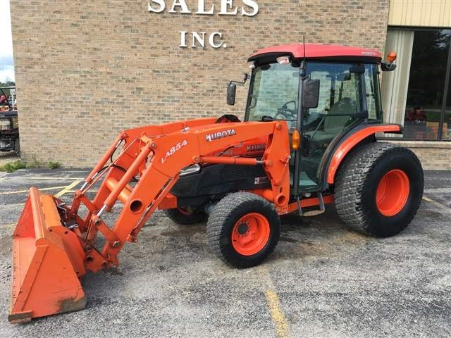 2012 Kubota L4240HSTC3 Tractor For Sale
