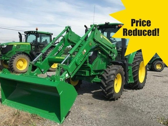2017 John Deere 6120M Tractor - Utility For Sale
