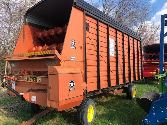Meyer 500 Forage Box For Sale