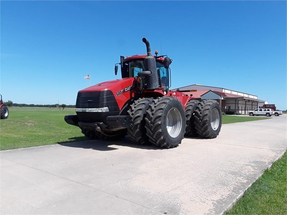 2018 Case IH STEIGER 540 HD Tractor For Sale