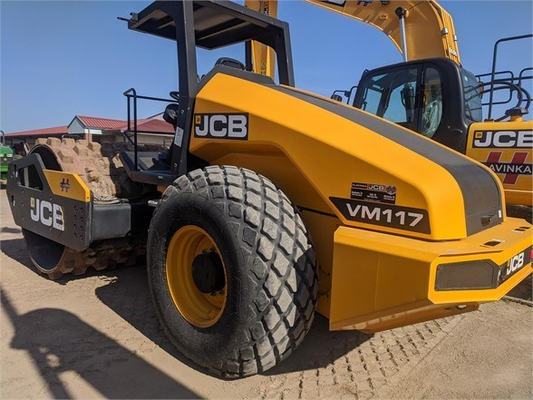 2016 JCB VM117D Compactor-Asphalt For Sale