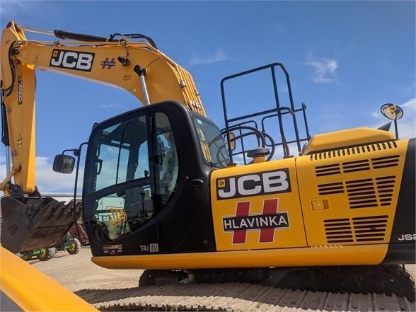 2016 JCB JS220 LC Excavator-Track For Sale