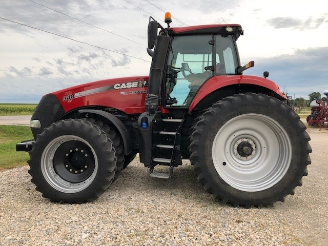 2016 Case IH MAG 340 CVT Tractor For Sale