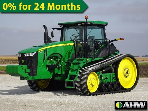 2014 John Deere 8345RT Tractor - Track For Sale