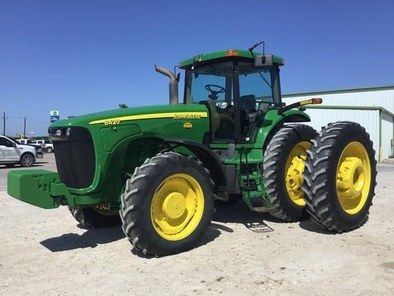 2003 John Deere 8420 Tractor - Row Crop For Sale