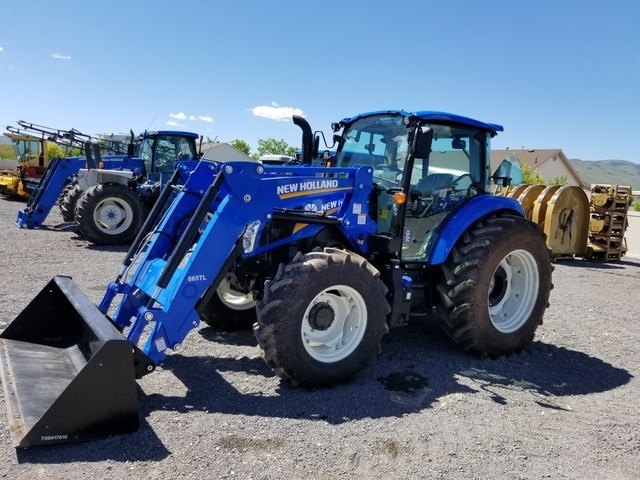2020 New Holland POWERSTAR 110 Tractor For Sale